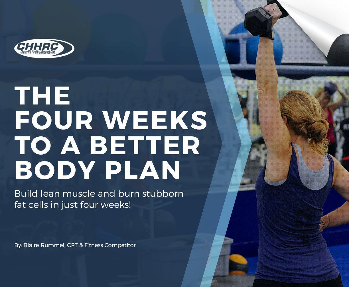 The four weeks to a better body plan chhrc