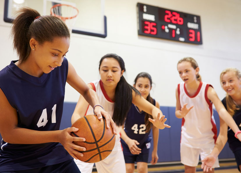 Girls basketball camps in Cherry Hill