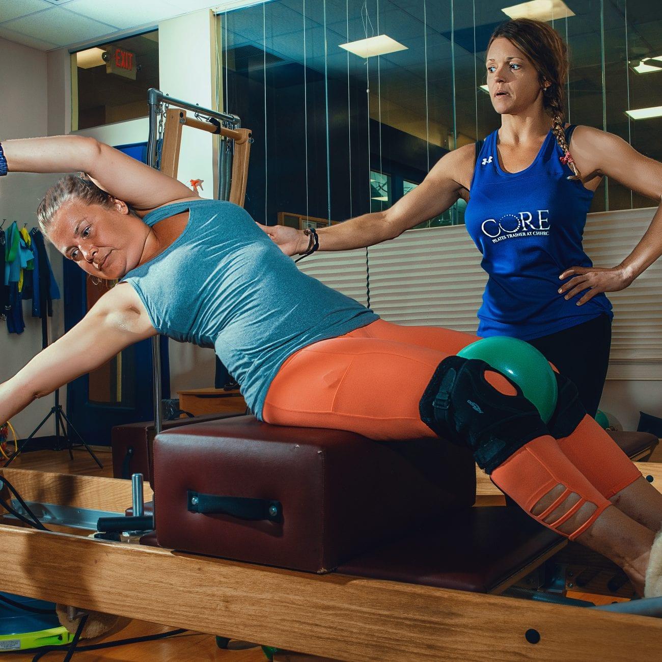 Cherry Hill Pilates classes