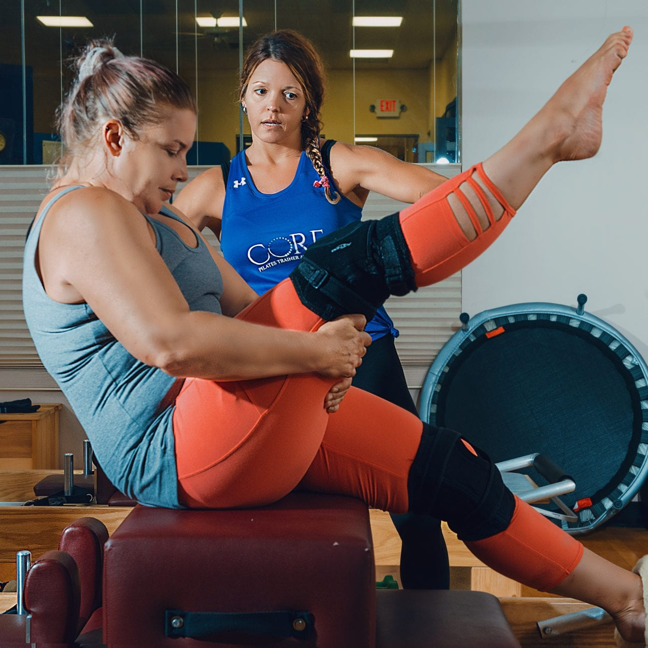 Pilates and fitness classes in Cherry Hill