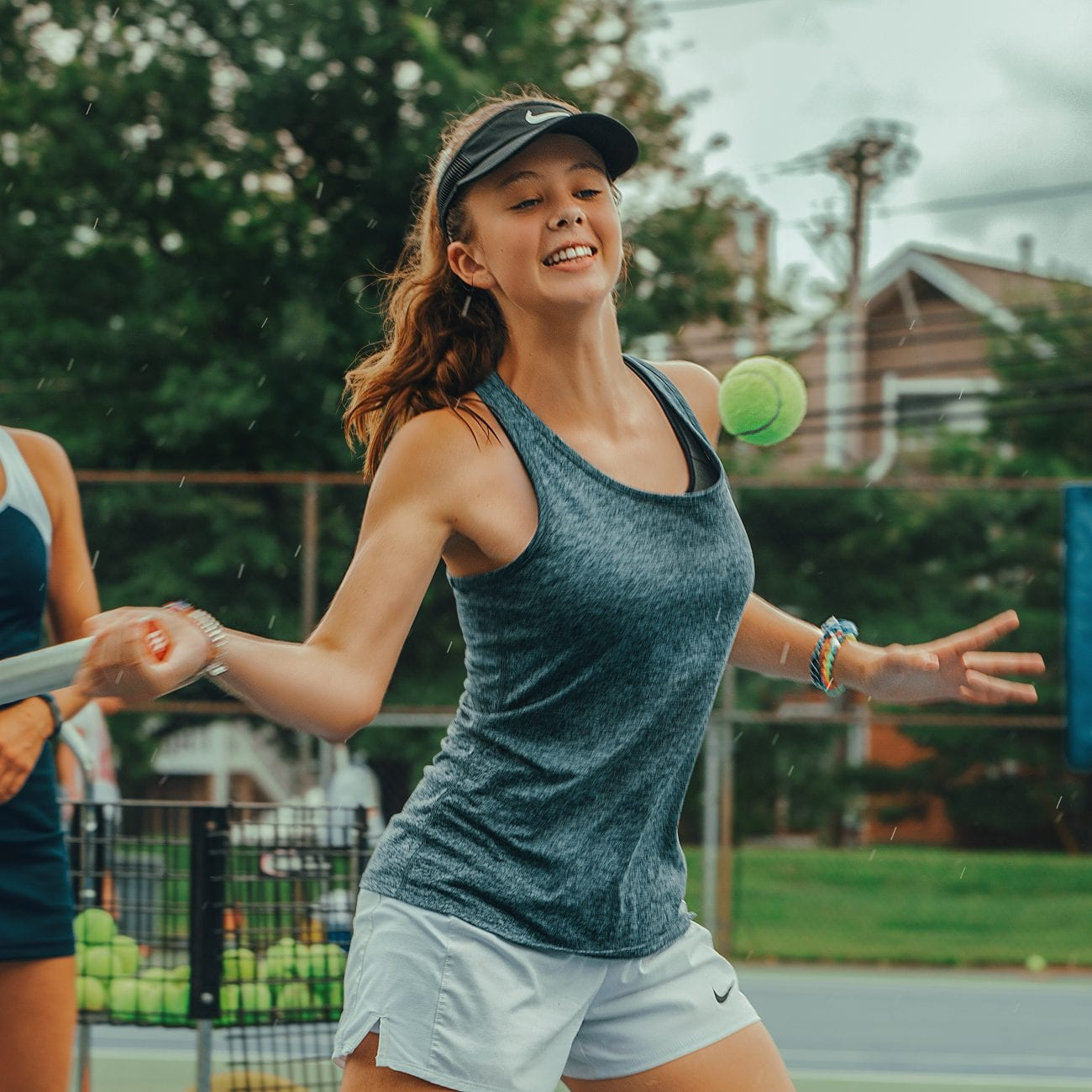 Kids tennis lessons in Cherry Hill