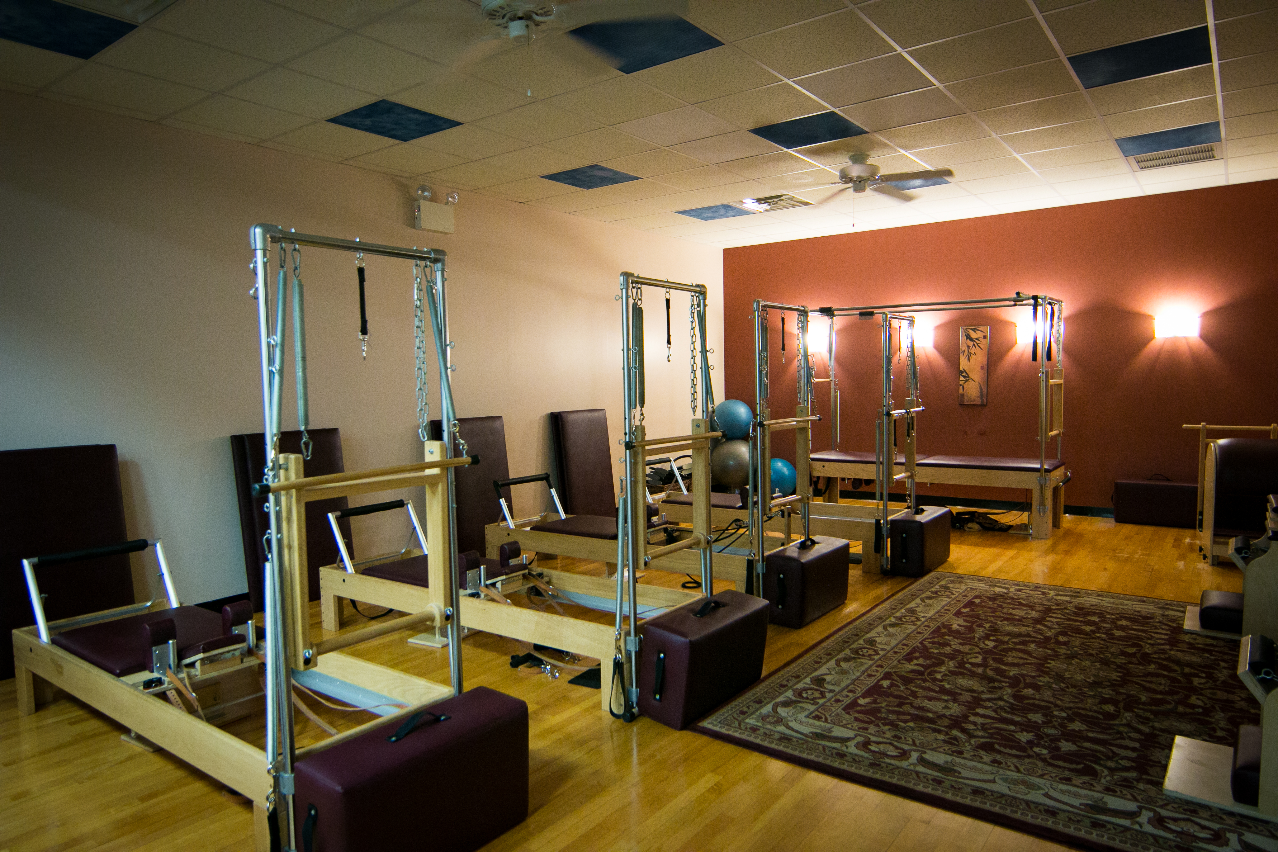Pilates classes in Cherry Hill