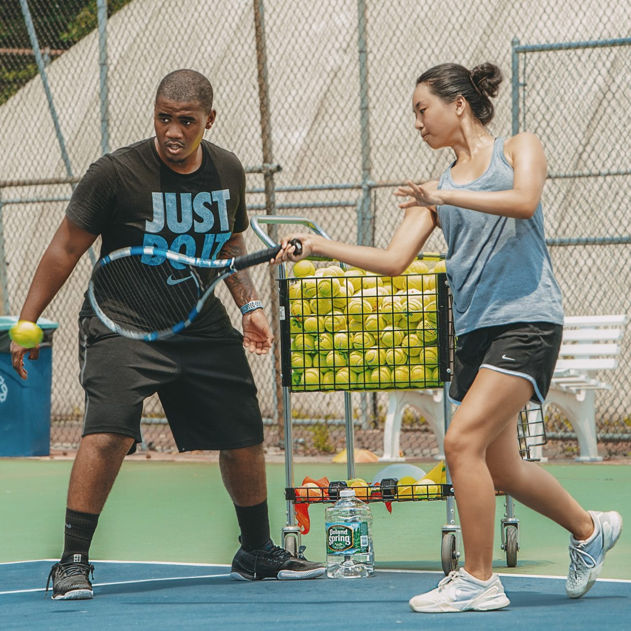 Cherry Hill junior tennis lessons