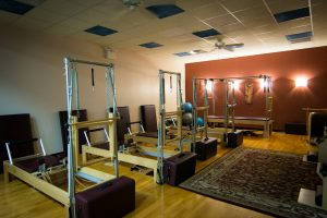 Cherry Hill Health and Racquet Club Pilates Room